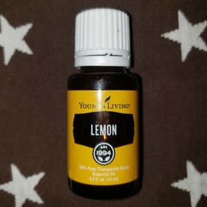 Young Living Essential Oil Lemon 15ml NEW